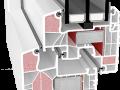 Okna PCV Passive-line Plus
