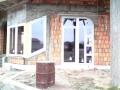 Budynek w Łazach